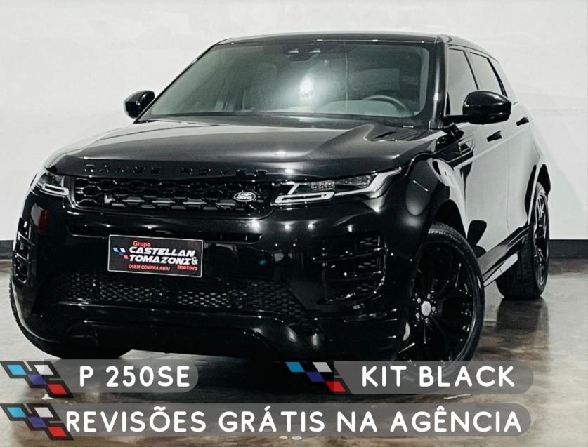 range rover evoque 2.0 se dynamic 4wd 16v gasolina 4p automatico 2020 caxias do sul