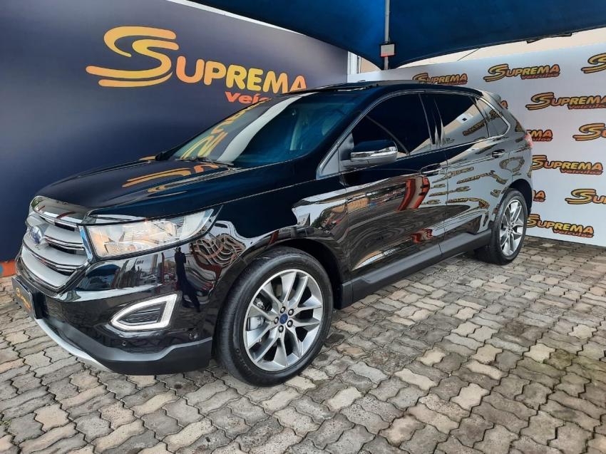 edge 3.5 v6 24v gasolina titanium awd automatico 2016 passo fundo