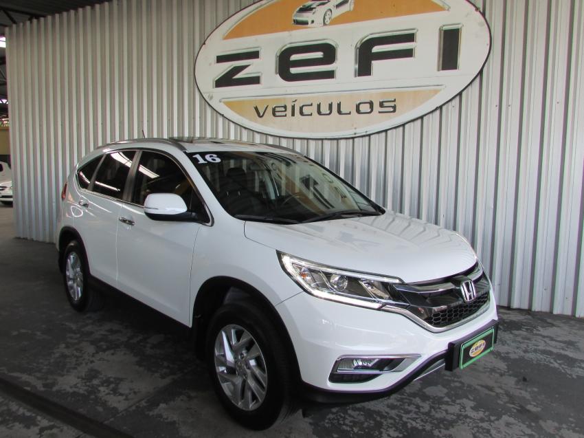 crv 2.0 exl 4x4 16v gasolina 4p automatico 2016 caxias do sul