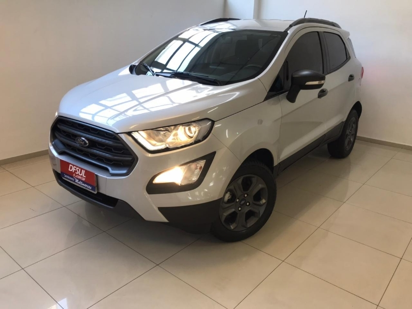 ecosport 1.5 tivct flex freestyle manual 2019 caxias do sul
