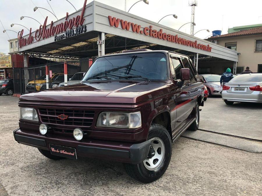 d20 4.0 custom s cd 8v diesel 2p manual 1996 caxias do sul