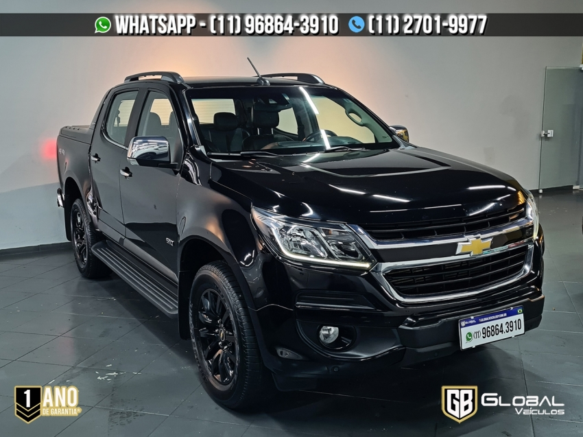 CHEVROLET S10 2.8 HIGH COUNTRY 4X4 CD 16V TURBO DIESEL 4P AUTOMATICO