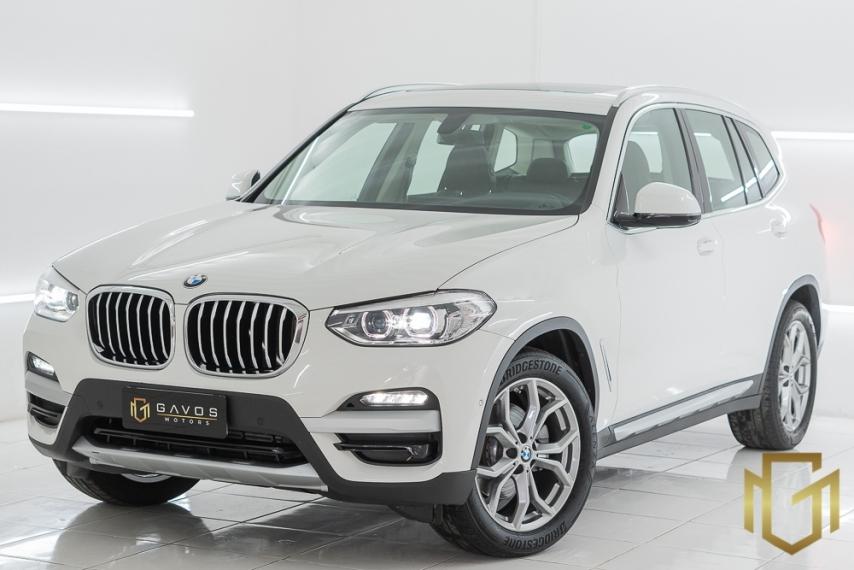 Seminovos certificados BMW X3 2.0 16V GASOLINA X LINE XDRIVE20I STEPTRONIC
