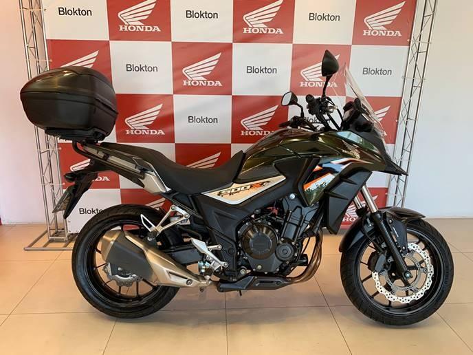 Honda cb 500 500x abs gasolina p automatico 2018
