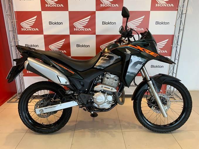 Honda xre 300 abs flex p manual 2020