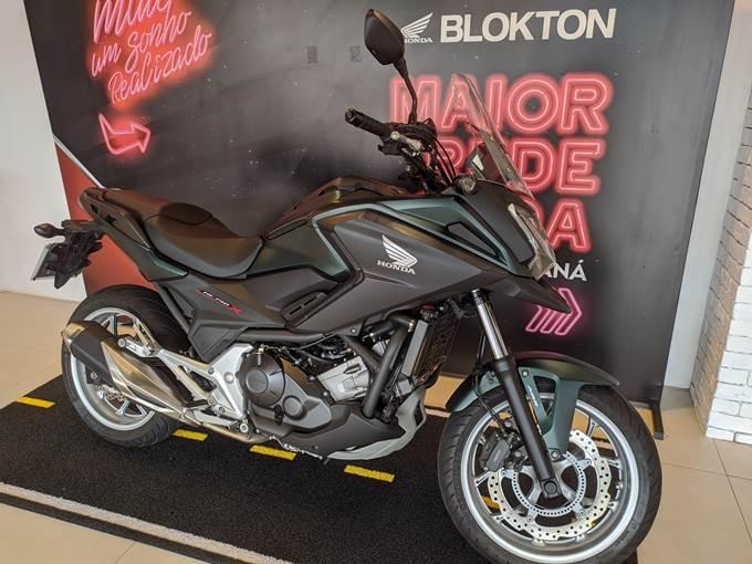 Honda nc 750x 750 gasolina p manual 2020