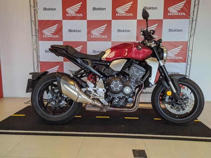 Honda cb 1000 r 1000r gasolina p manual 2019