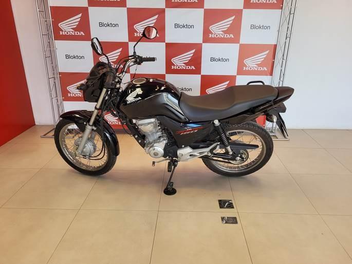 Honda cg 160 start 150 gasolina p manual 2021