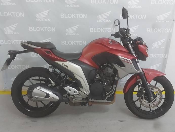 Yamaha fz fz25 fazer 250 flex p manual 2019