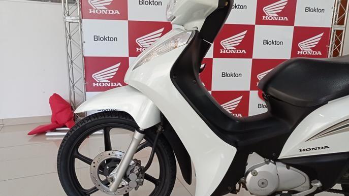 Honda biz 125 flex p semiautomatico 2016