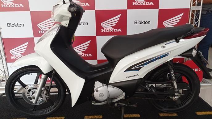 Honda biz 125 ex flex p semiautomatico 2014