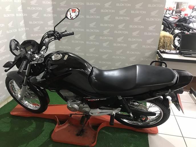 Honda cg 150 fan esdi flex p manual 2014
