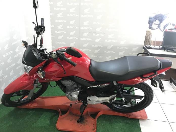 Honda cg 160 fan 150 flex p manual 2019