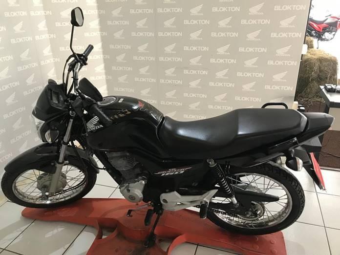 Honda cg 160 start 150 gasolina p manual 2019