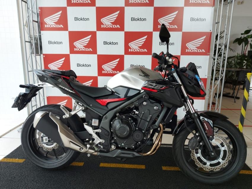 Honda cb 500 f abs gasolina p manual 2020