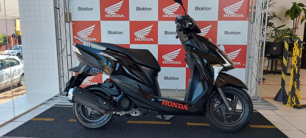 Honda elite 125 cbs gasolina p automatico 2019