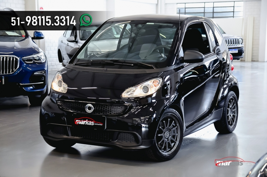 SMART SMART FORT.COUPE MHD 1.0TB12V-AT G2P