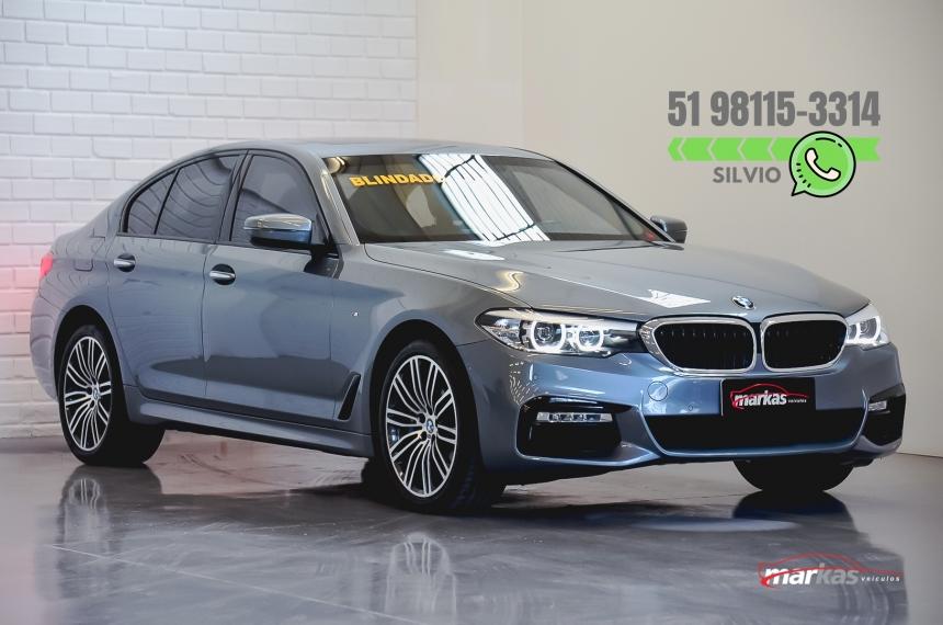 Seminovos certificados BMW 530I 2.0 16V TURBO GASOLINA M SPORT AUTOMATICO