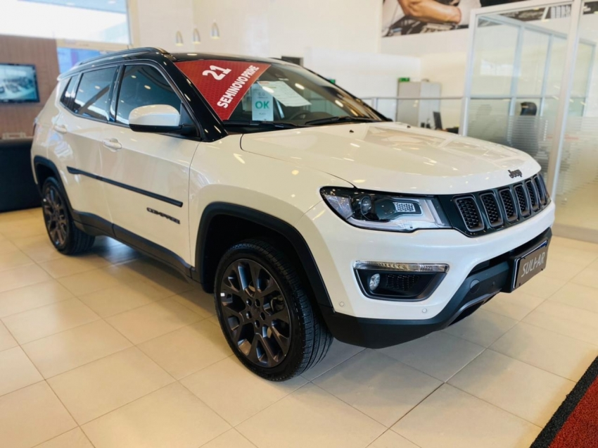 Jeep compass limited 2.0 16v diesel s 4x4 automatico 4p 2021