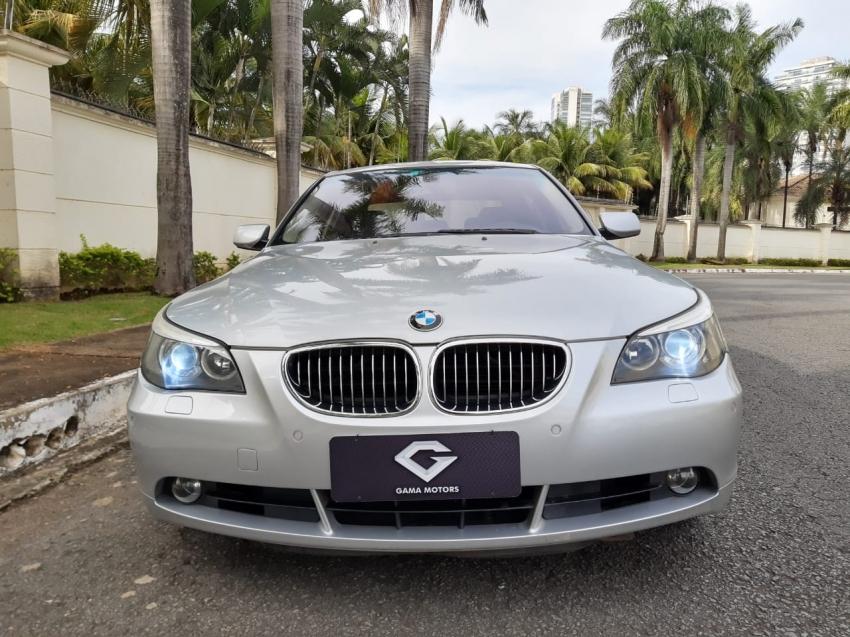 BMW 545I 4.4 SEDAN V8 32V GASOLINA 4P AUTOMATICO