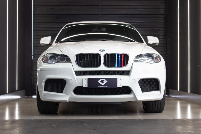 BMW X6 4.4 M 4X4 COUPE V8 32V BI-TURBO GASOLINA 4P AUTOMATICO