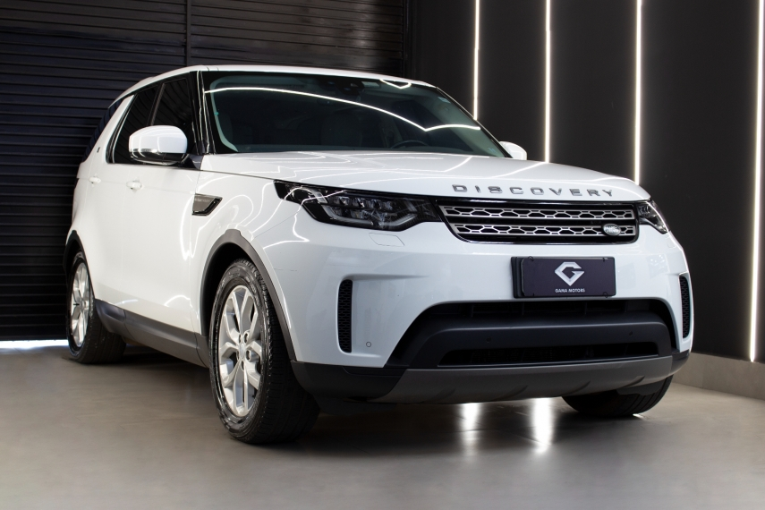 LAND ROVER DISCOVERY 3.0 V6 TD6 DIESEL SE 4WD AUTOMATICO