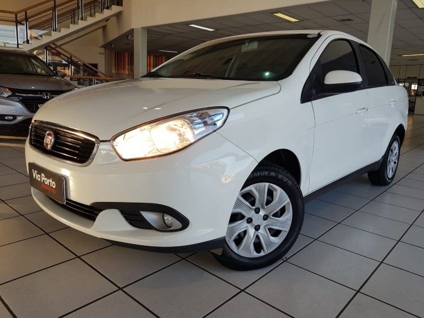 grand siena 1.4 mpi attractive 8v flex 4p manual 2018 caxias do sul