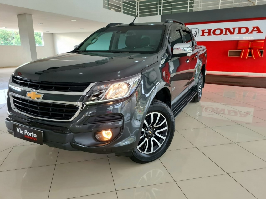 s10 2.8 high country 4x4 cd 16v turbo diesel 4p automatico 2020 caxias do sul