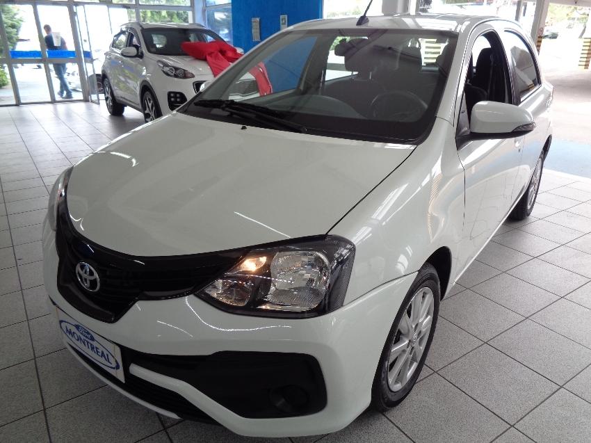 TOYOTA ETIOS XPlus 1.5 Hatch Autom.