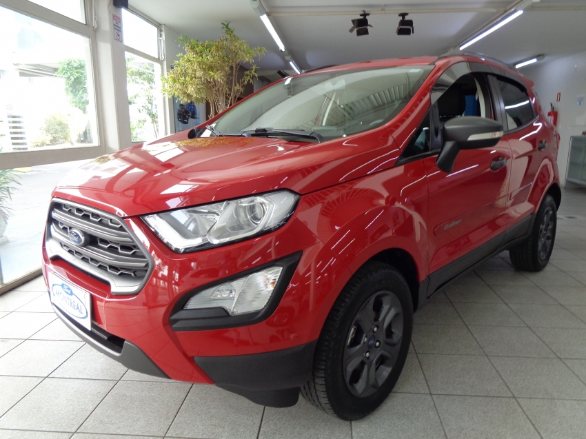 FORD ECOSPORT FREESTYLE 1.5 MANUAL