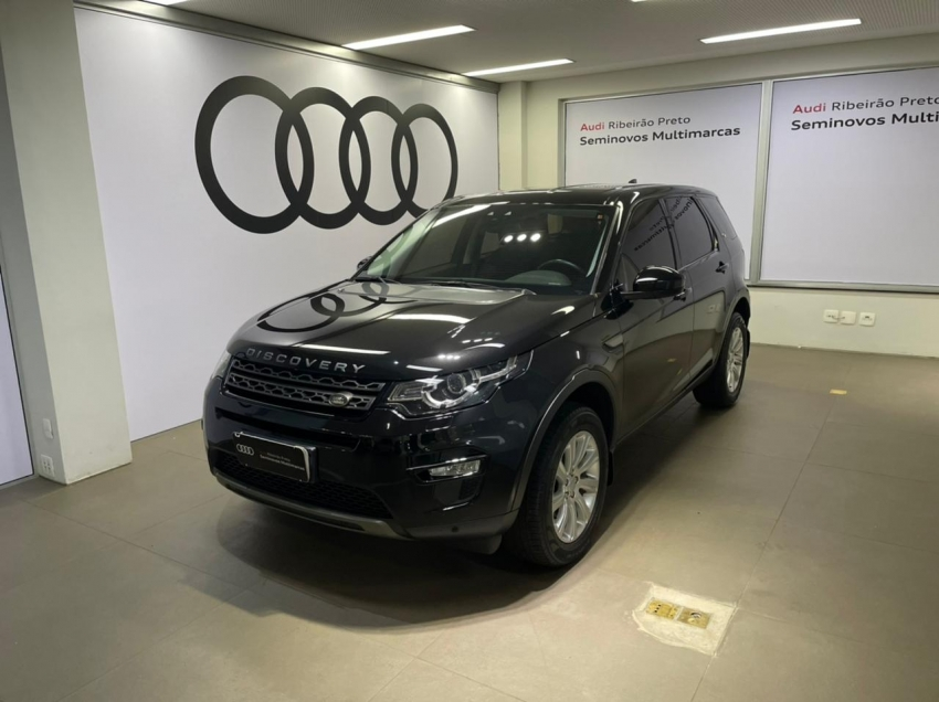 LAND ROVER DISCOVERY SPORT 2.0 16V TD4 TURBO DIESEL SE 4P AUTOMATICO