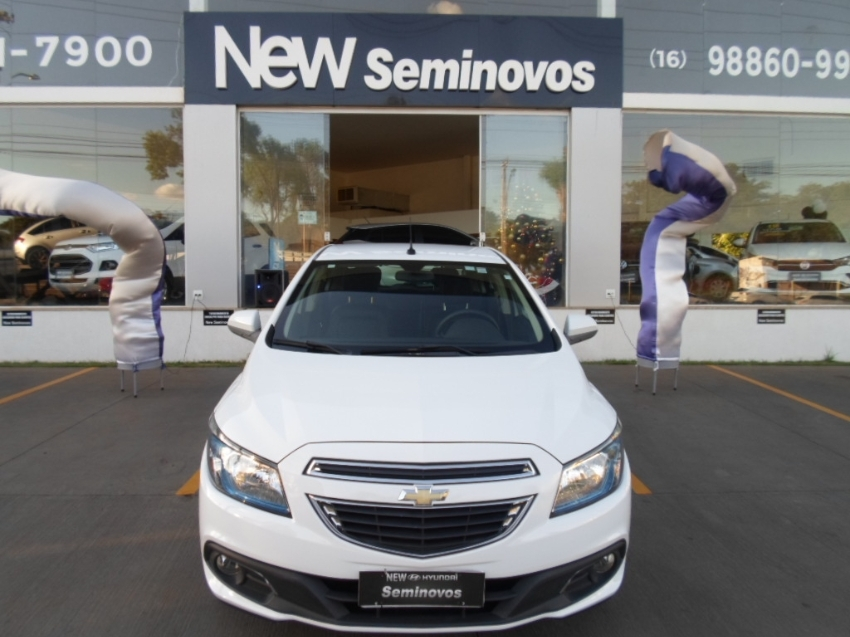 CHEVROLET ONIX - 1.4 MPFI LTZ 8V FLEX 4P MANUAL