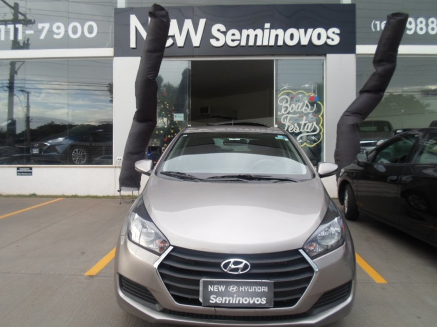 HYUNDAI HB20 - 1.6 COMFORT PLUS 16V FLEX 4P MANUAL