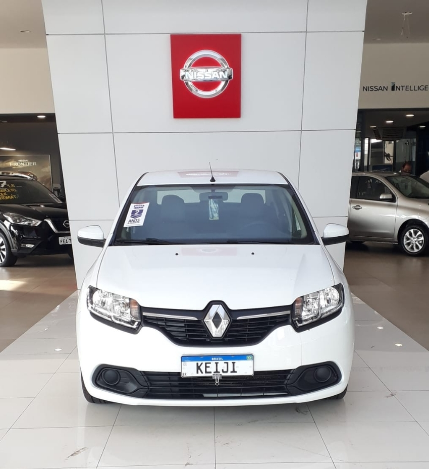 RENAULT LOGAN - 1.6 16V SCE FLEX EXPRESSION AVANTAGE MANUAL