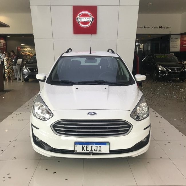 FORD KA - 1.0 TI-VCT FLEX SE MANUAL