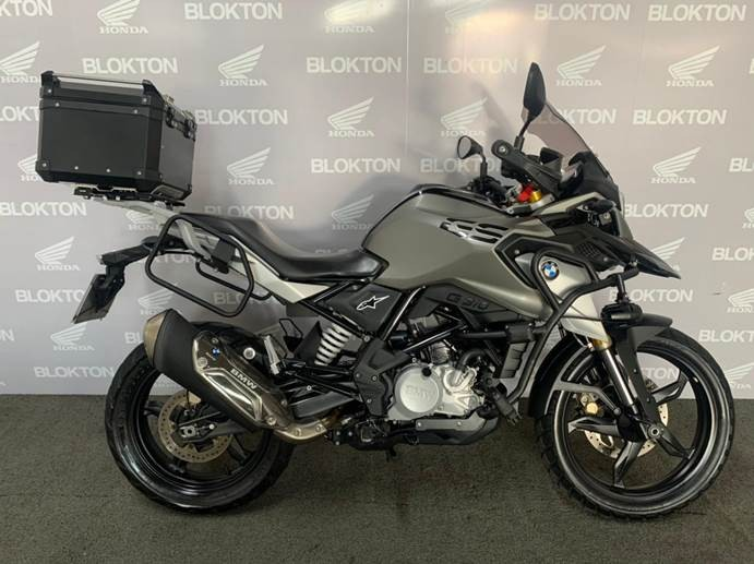 Bmw g310 gs / 300 gasolina p manual 2018