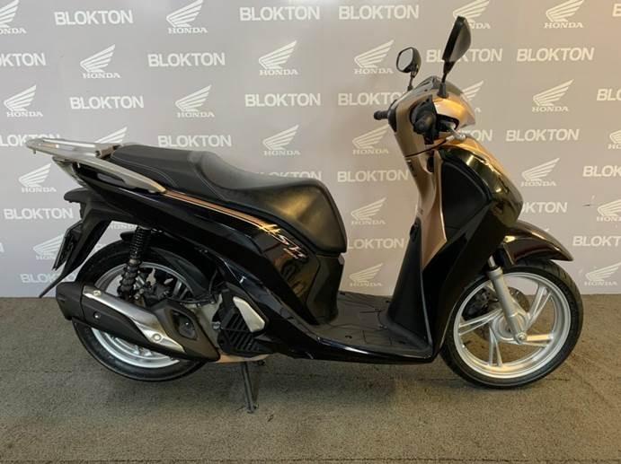 Honda sh sh150i dlx 150 gasolina p automatico 2018