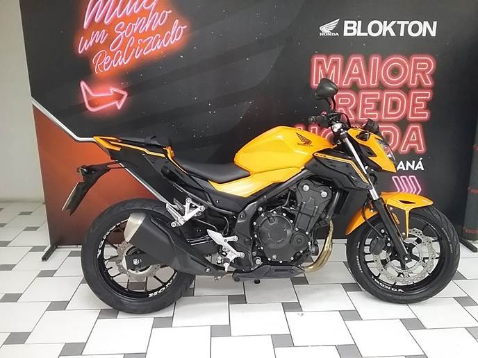 Honda cb 500 500f gasolina p manual 2019