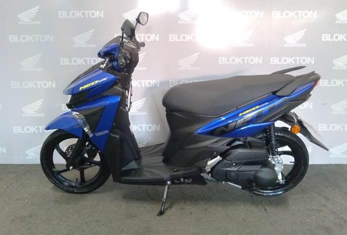 Yamaha neo 125 gasolina p automatico 2022