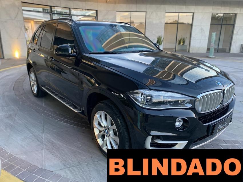 BMW X5 4.4 SECURITY 4X4 V8 32V TURBO 50I GASOLINA 4P AUTOMATICO