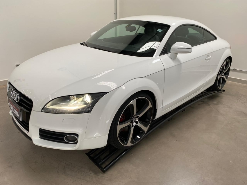 Audi tt coupe 2.0 tfsi gasolina 3p automatico 2012
