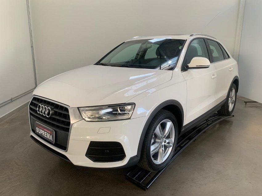 Audi q3 ambiente quattro 180cv gasolina 4p automatico 2016
