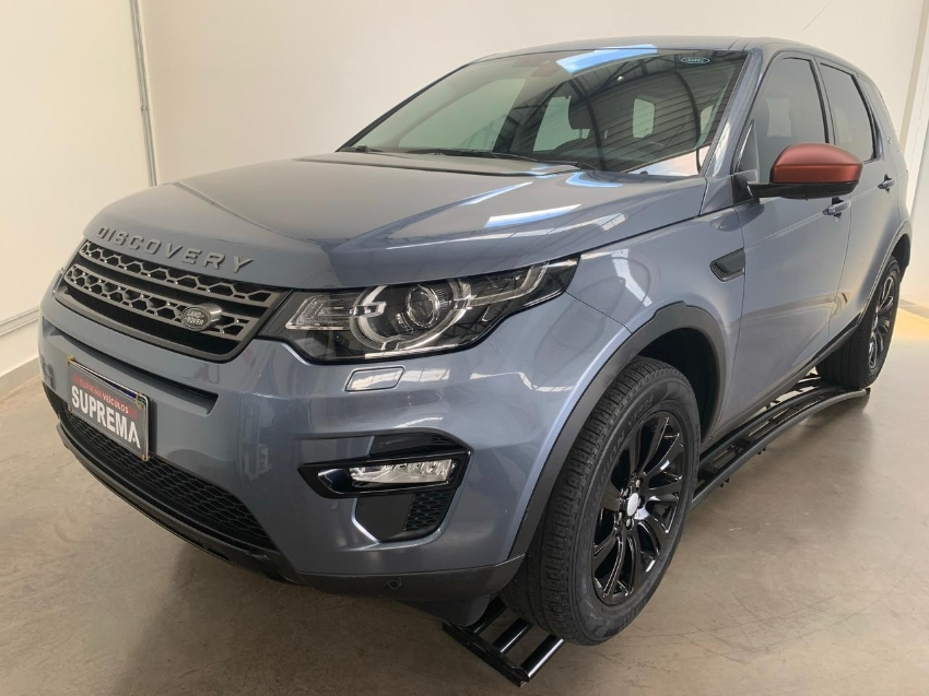 Land rover discovery sport d-180 se diesel 4p automatico 2018