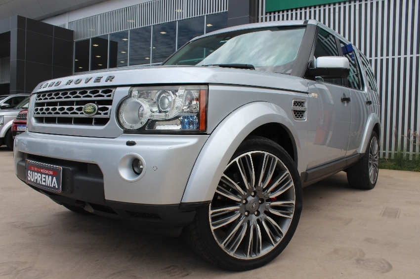 Land rover discovery 4 3.0 hse diesel 4p automatico 2010