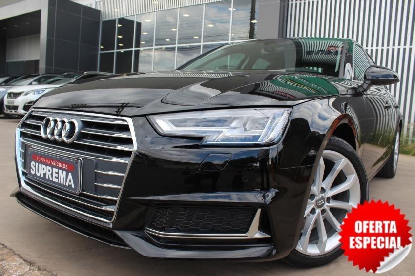 Audi a4 2.0tfsi prestige plus gasolina 4p automatico 2019