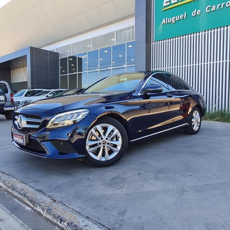 Mercedes c 200 eq boost 1.5 tb 183 cv hibrido 4p automatico 2019
