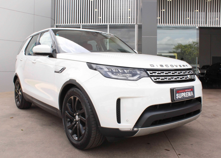 Land rover discovery td6 hse 7 diesel 5p automatico 2017