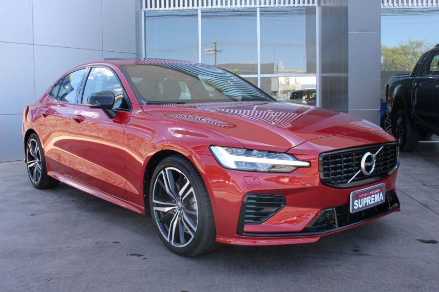 Volvo s60 t8 r-design hibrido 4p automatico 2020