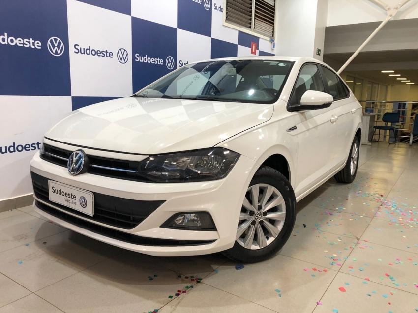 Image Volkswagen Virtus Cl Ad Flex 4p Automatico 2020