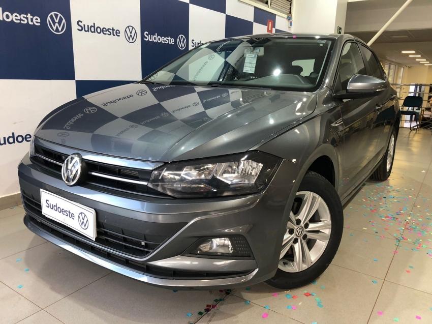 Image Volkswagen Polo Cl Ad Flex 4p Automatico 2020